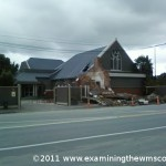 Saved From Disasters? WMSCOG Building Damaged In New Zealand Earthquake