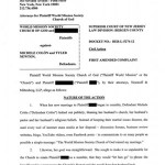 First Amended Complaint – WMSCOG et al. vs. Colón et al. – NJ BER-L-5274-12